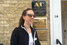 It's all about A&C / Meet Team A&C and check out our lovely practice