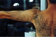 Tattoo love / tattoos with a designer flair / by Design Scout* for Graceful Habitats