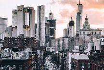 orașe
