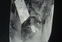 Crystals - Rough / Natural / Raw natural crystals and minerals