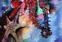 Animals - Seahorses