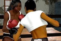 BABYBOKS JEDEN / Boks kobiet na ringu