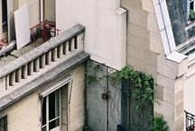 Terraces and balconies / Outdoor urban spaces, baloconies, terraces, balcony, terrace