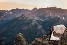 Weddings / Wedding photography within the Canadian Rockies, Alberta and British Columbia. Jody Goodwin Photography.