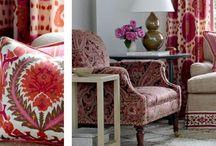 Color Inspiration  / by Karen Benson Interiors, LLC