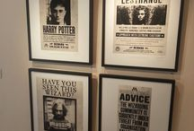 Harry Potter Room Ideas