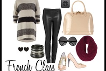 Polyvore / Style Fantasies...usually I write a story to go along with each outfit on my website. / by Hannah Alyse Benjamin