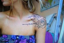 Tatuaggi spalla