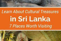 Sri Lanka / Travel planning for Sri Lanka
