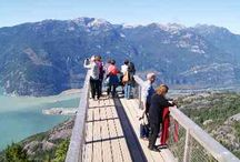 Sea to Sky Region / Parks, attractions and things to do in the Sea to Sky Region of the Lower Mainland
