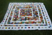 Blokjes blokjes quilt