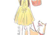 Girl (manga)