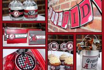 Roll Tide Roll / by Stacey Shaddix