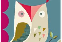 Illustration: Owls