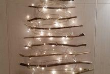Natale: alberi ecc....