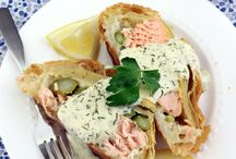 Delicious Food (PUFF PASTRY)