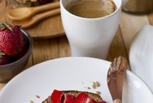 café et de la nourriture / by Diana B