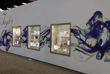 Panoramic™ & Custom Build / Panoramic™ displays with custom features.