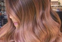 Blorange/Rosé color