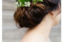 { Blooms for her Hair }