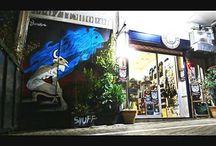 bison spirit / street art greece