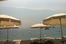 Sea.. And holidays..