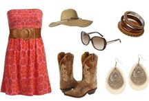 Urban Cowgirl & My love for Horseshoes