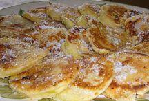 Appel beignets uit koekenpan