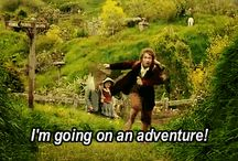 I'm going on an adventure !