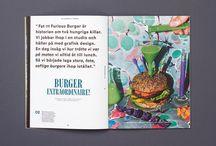 Moodboard Revista Design