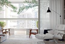 INTERIORES| Estar / Sala de estar/ home office
