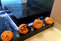 Cheval Three Quays Pumpkin Carving Contest 2014 / Cheval Three Quays Pumpkin Carving Contest 2014