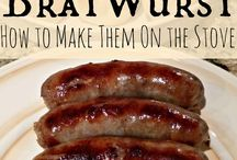 Brats and dogs