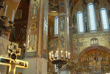 Εσωτερικά εκκλησιών