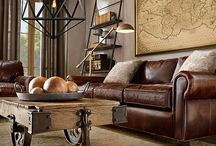 Leather Furniture / Have a look at some of the furniture the Pellé Care treatment can clean and protect! http://bit.ly/1BBWvk9