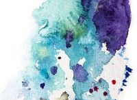Watercollor painting trends 33