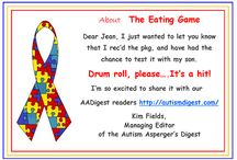 TESTIMONIALS / Read what parents and professionals have to say about The Eating Game.