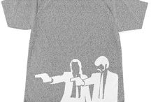 Litographs Film / T-shirts made entirely from the text of screenplays. / by Litographs