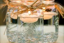Wedding decor / by Crystal Kessler