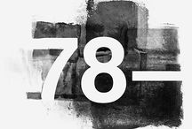 typographies & letterings