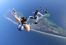 Skydiving in Sky Camp Baltic / The most beautiful place to jump in Europe!