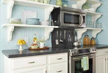 Mutfak yerleştirme fikirleri