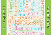 5 Days of Homeschool ... Annual Blog Hop