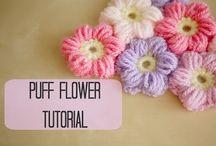 flor crochet paso a paso