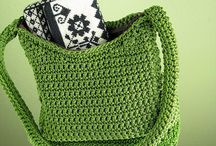 Crochet bags and purses ideas
