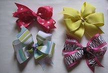 Bows and jewlry