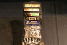 First Responder Artifacts / The 9/11 Museum includes many artifacts that reveal the courage and bravery that first responders exhibited on 9/11. Here is a collection of artifacts pertaining to the NYPD, FDNY, PAPD and EMS. / by 9/11 Memorial
