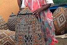 African basketry (vannerie) / Basketmaker culture