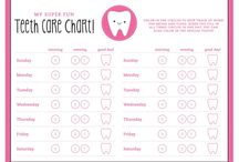 Tooth Care Chart