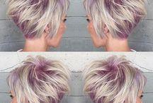 Fin hårfasong